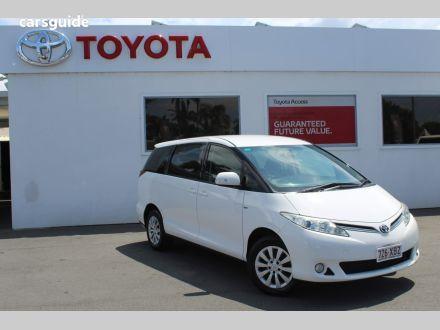 2012 Toyota Tarago