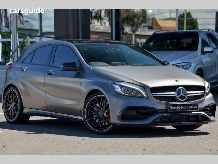 2018 Mercedes-Benz A45