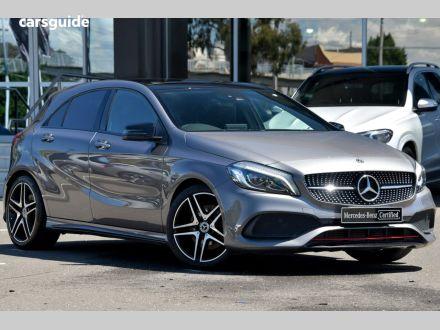 2017 Mercedes-Benz A250