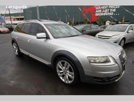 2008 Audi Allroad Quattro