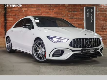 2020 Mercedes-Benz CLA45