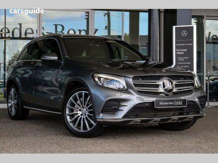 2016 Mercedes-Benz GLC250