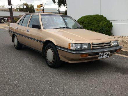 1990 Mitsubishi Magna