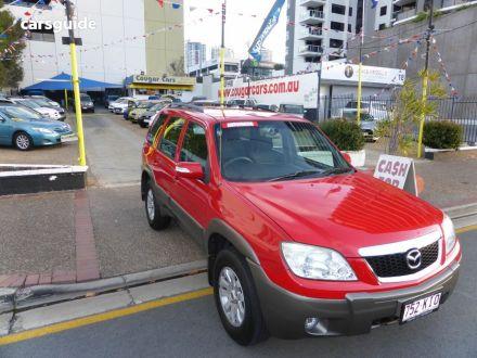 2007 Mazda Tribute