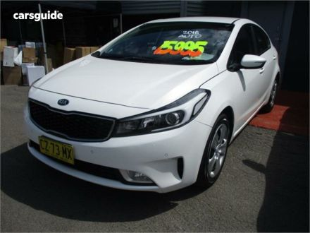 Kia Cerato For Sale Sydney Nsw Carsguide