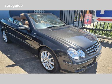2008 Mercedes-Benz CLK280