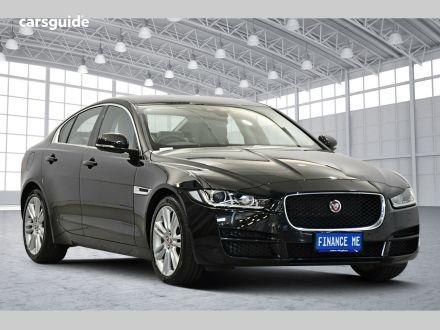 2016 Jaguar XE