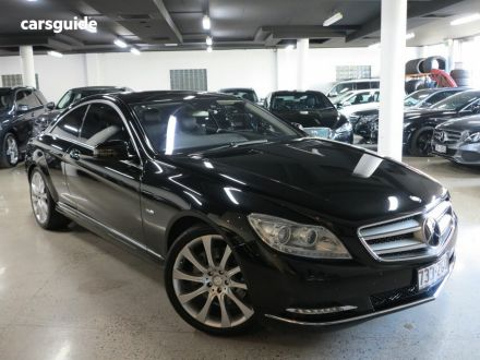 2010 Mercedes-Benz CL500