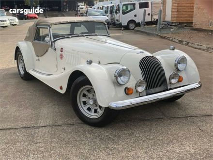 1979 Morgan Plus 8