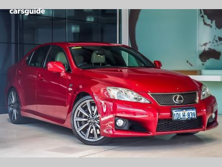 Used Lexus Is F For Sale Perth Wa Carsguide
