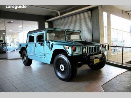 1988 Hummer H1 ALPHA  OPEN TOP