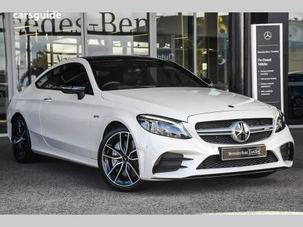 2019 Mercedes-Benz C43