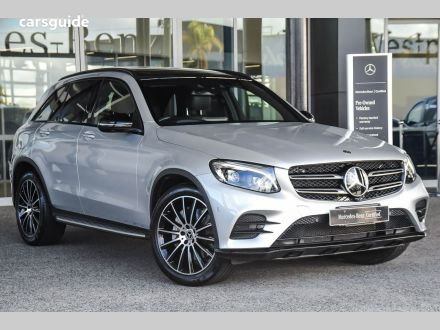 2019 Mercedes-Benz GLC250