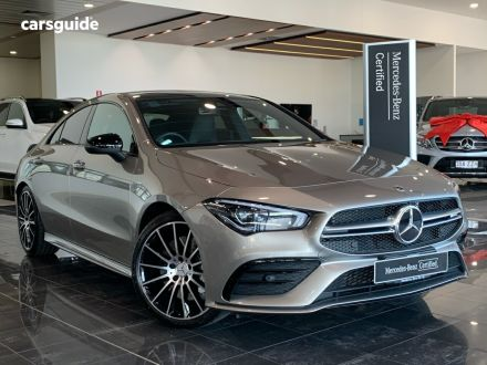 2020 Mercedes-Benz CLA35