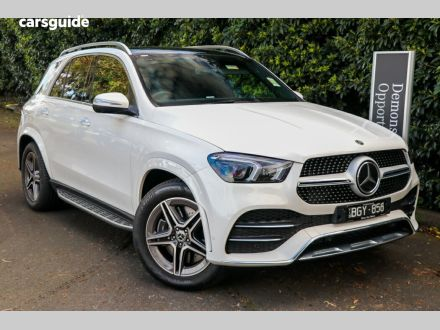 2019 Mercedes-Benz GLE450