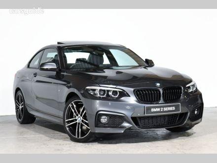 2019 BMW 220I