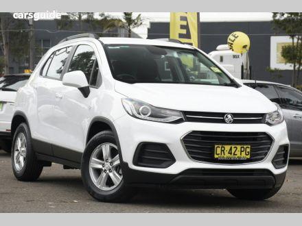 2018 Holden Trax