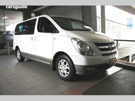 2013 Hyundai Imax