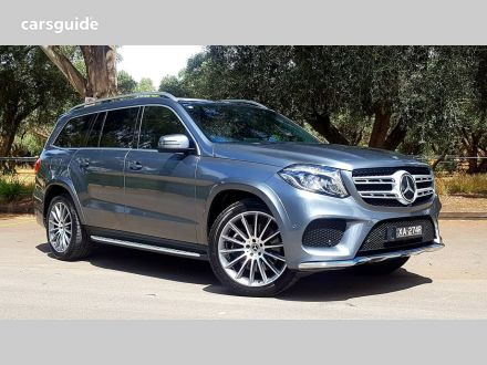 2018 Mercedes-Benz GLS350
