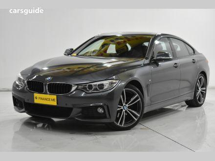 2015 BMW 420D
