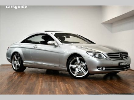 2009 Mercedes-Benz CL500