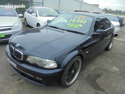 2000 BMW 325CI