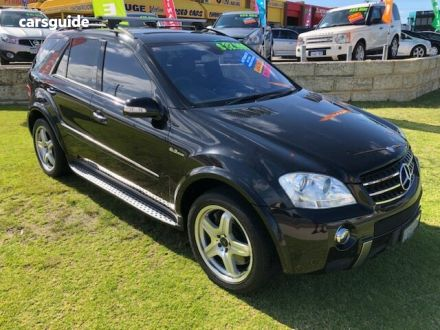 2006 Mercedes-Benz ML63