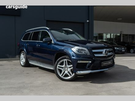 2014 Mercedes-Benz GL500