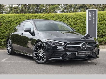 2020 Mercedes-Benz CLA35