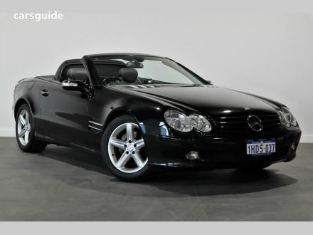 2005 Mercedes-Benz SL350