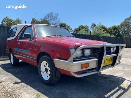 1991 Subaru Brumby