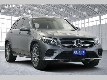 2017 Mercedes-Benz GLC250
