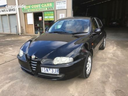 2003 Alfa Romeo 147