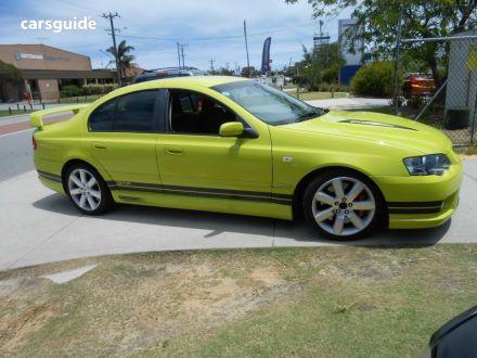 2003 FPV GT-P