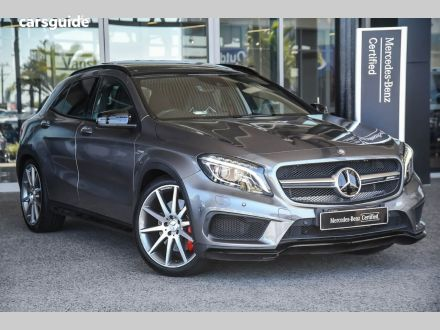 2015 Mercedes-Benz GLA45
