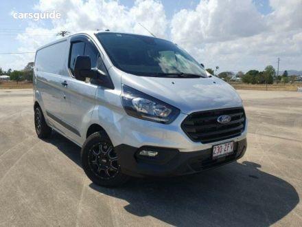 2019 Ford Transit Custom