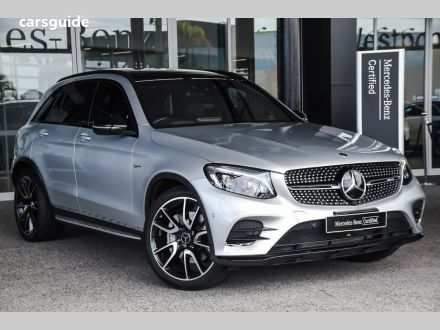 2018 Mercedes-Benz GLC43