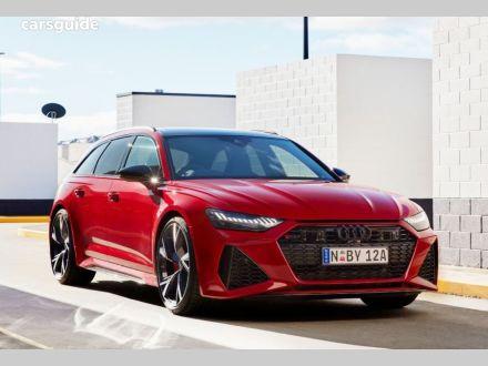 2020 Audi RS 6