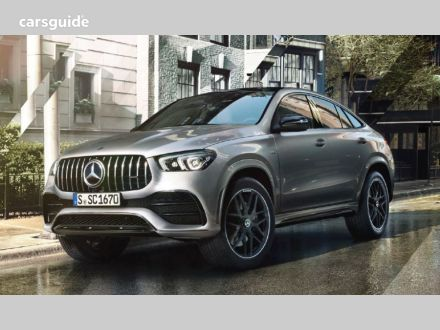 2020 Mercedes-Benz GLE63