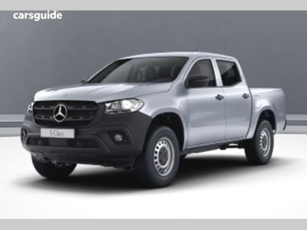 2020 Mercedes-Benz X250
