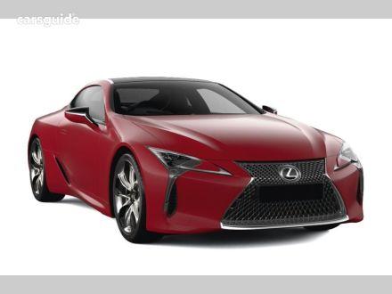 2020 Lexus LC500H