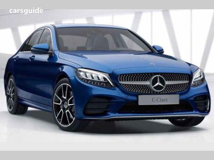 2020 Mercedes-Benz C63