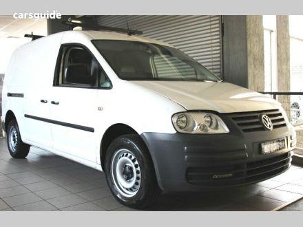2008 Volkswagen Caddy