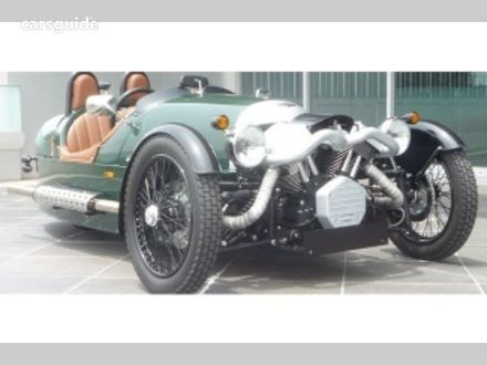 2020 Morgan 3 Wheeler