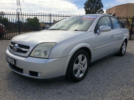 2003 Holden Vectra