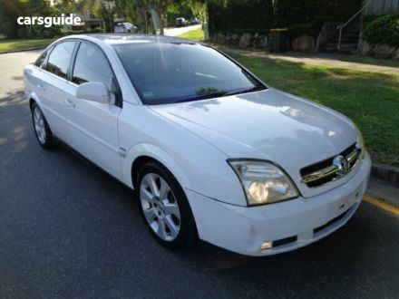 2006 Holden Vectra