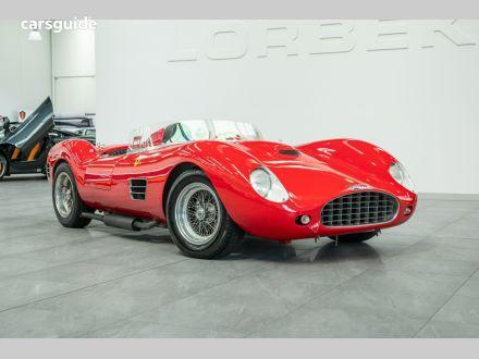 1959 Ferrari 196 S