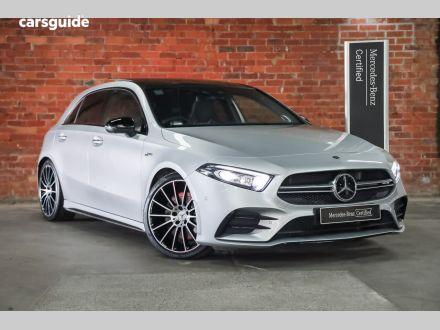 2019 Mercedes-Benz A35