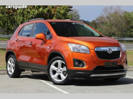 2016 Holden Trax