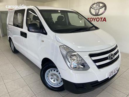 2017 Hyundai Iload